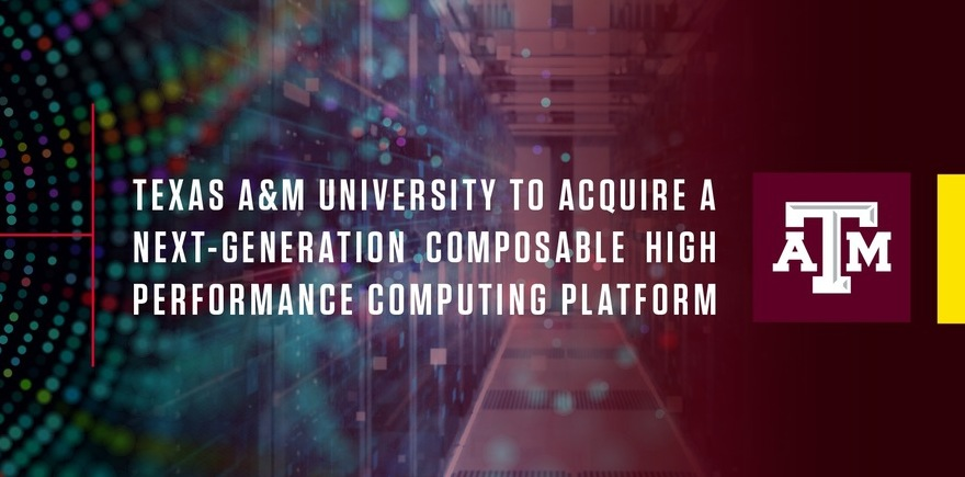 NSF Grant Supports Texas A&M's Acquisition Of High Performance Computing Platform